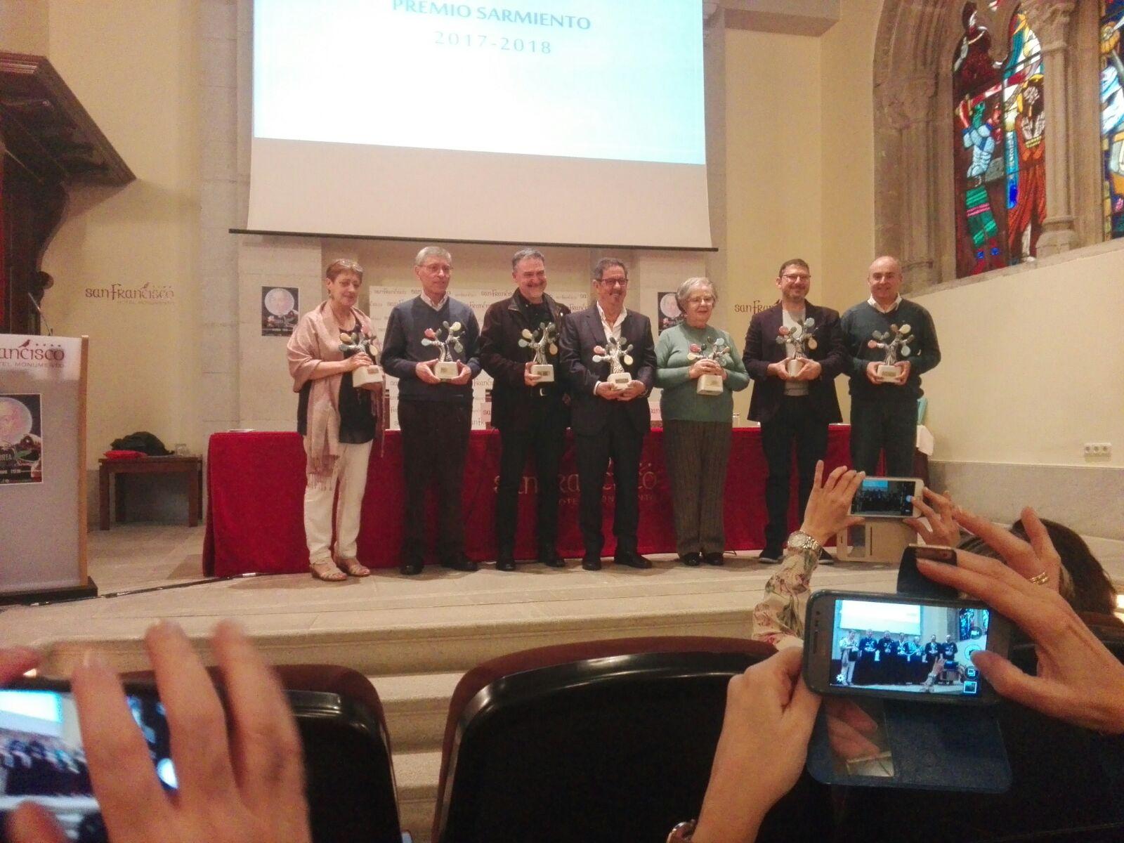 Premio Frei Martín Sarmiento