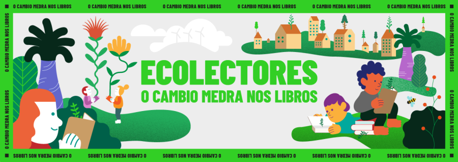 Ecolectores. O cambio medra nos libros