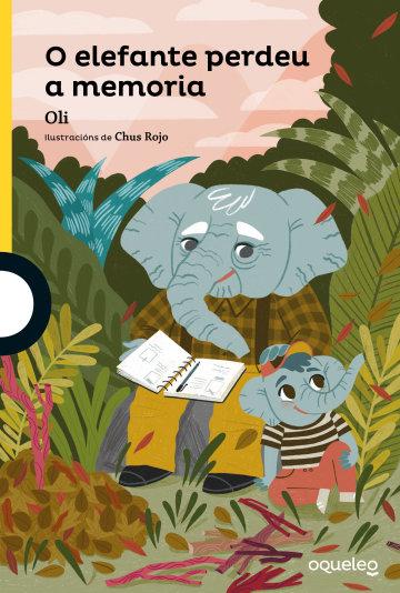 Portada O elefante perdeu a memoria